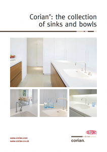 Corian sinks and bowls