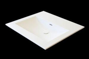 Corian håndvask: Hjulsporsvask, 500 x 250/300/350 mm, 800 x 250/300/350 mm, 1200 x250/300/350 mm