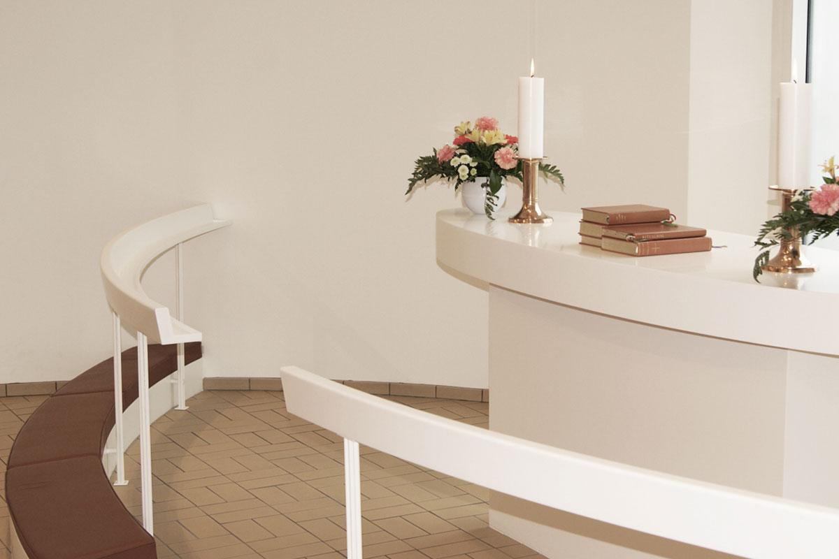 Corian Birkholm Kirke