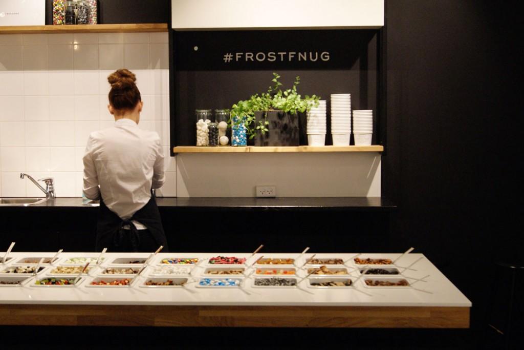Frost & Fnug Corian bordplade